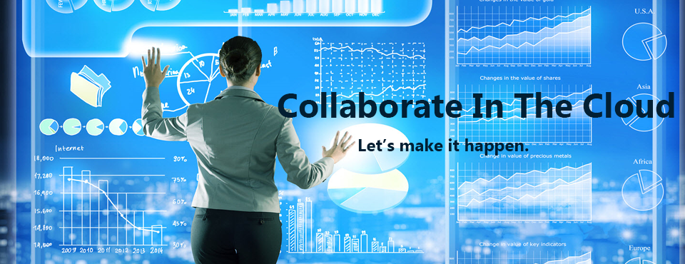 Collaborate In The Cloud